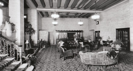 History:      Mayflower Park Hotel  in Seattle