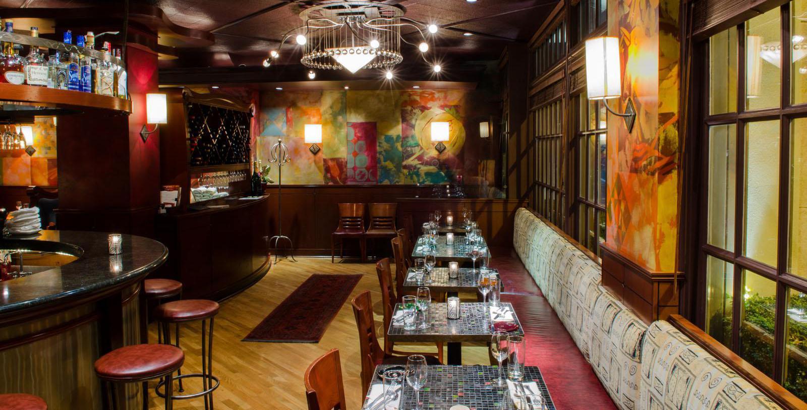 Image of Andaluca Restaurant, Mayflower Park Hotel, Seattle, Washington, 1927, Member of Historic Hotels of America, Taste