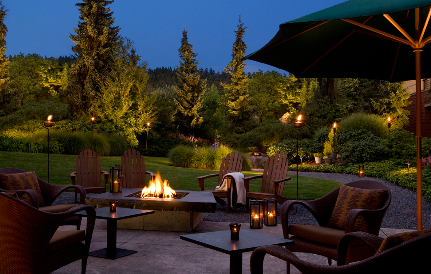 Customer Reviews:      Willows Lodge  in Seattle/Woodinville