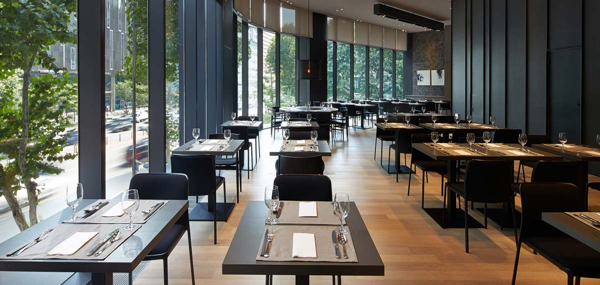 Dining:      Shilla Stay Mapo  in Seoul