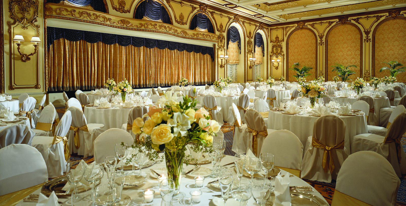 Image of Ballroom The Fairmont Hotel San Francisco, 1907, Member of Historic Hotels of America, in San Francisco, California, Experience