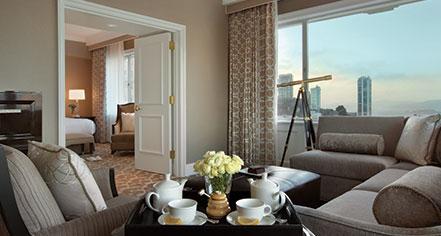 The Fairmont Hotel San Francisco  in San Francisco