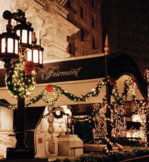 Event Calendar:      The Fairmont Hotel San Francisco  in San Francisco