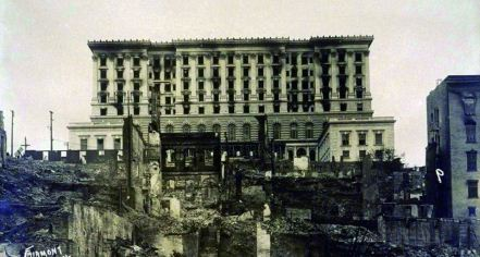 History:      The Fairmont Hotel San Francisco  in San Francisco
