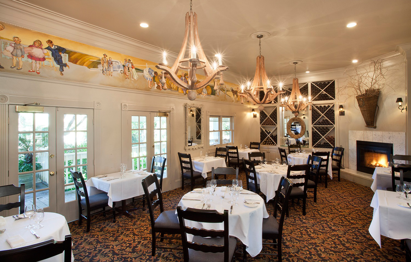 Dining:      Farmhouse Inn  in Forestville