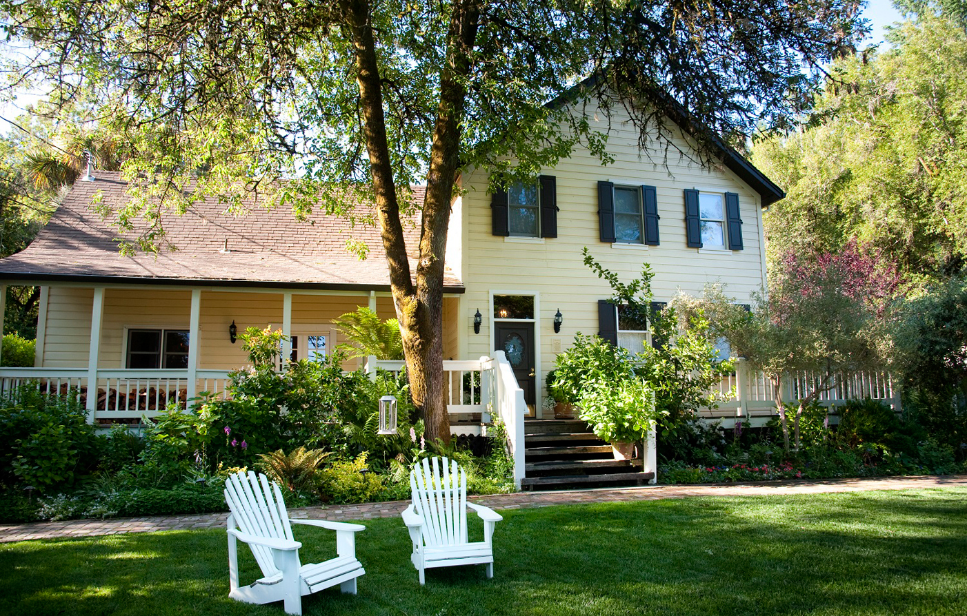 Farmhouse Inn California Wine Country