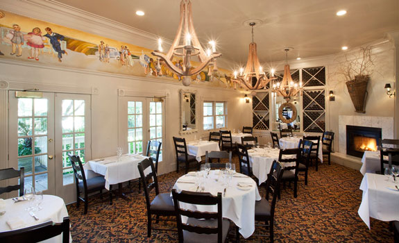 Farmhouse Inn  - Dining