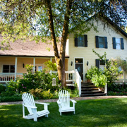 Book a stay with Farmhouse Inn in Forestville