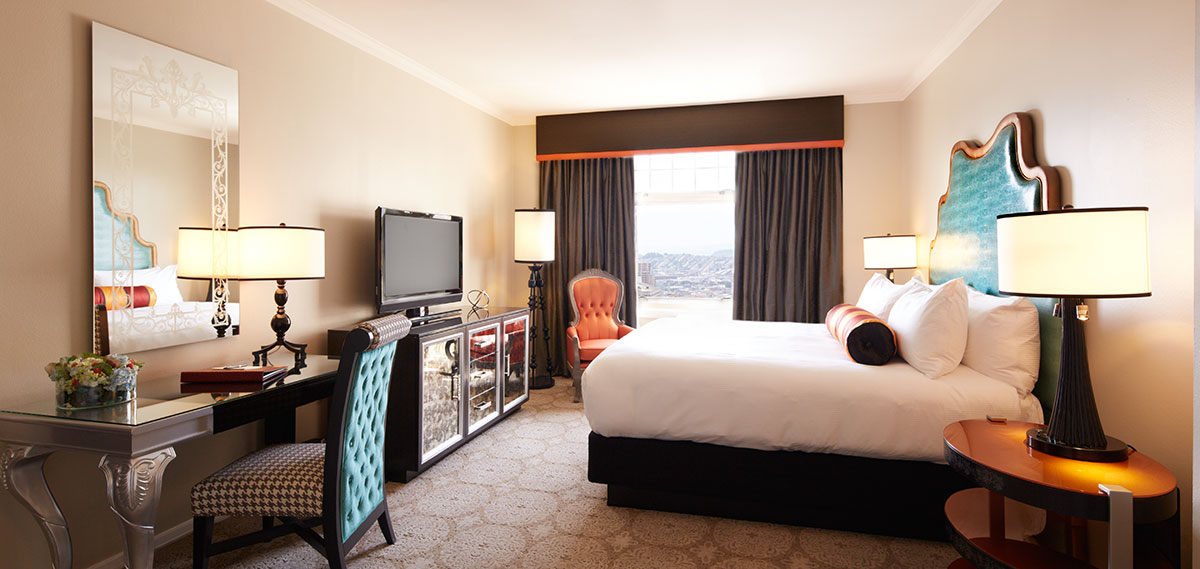 Accommodations:      The Scarlet Huntington  in San Francisco