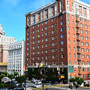 Book a stay with The Huntington Hotel in San Francisco
