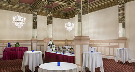 Weddings:      Hotel Whitcomb  in San Francisco