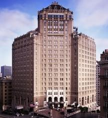 Activities:      InterContinental Mark Hopkins Hotel  in San Francisco