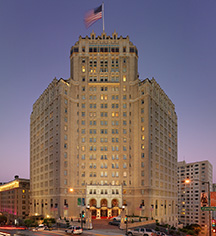InterContinental Mark Hopkins Hotel  in San Francisco