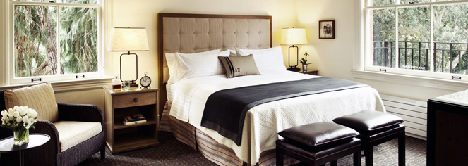 Accommodations:      Inn at the Presidio  in San Francisco