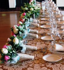 Dining at      Inn at the Presidio  in San Francisco