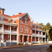 Book a stay with Inn at the Presidio in San Francisco