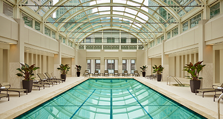 Activities:      Palace Hotel  in San Francisco