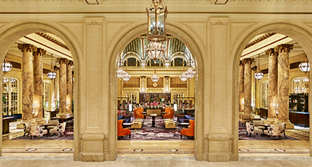 Event Calendar:      Palace Hotel  in San Francisco