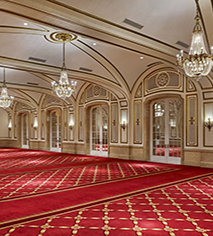 Events at      Palace Hotel  in San Francisco
