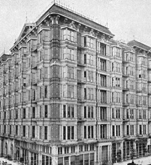 History: Palace Hotel in San Francisco