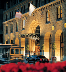 Local Attractions:      Omni San Francisco Hotel  in San Francisco