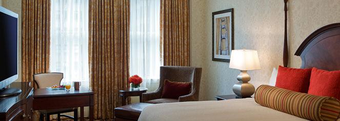 Accommodations:      Omni San Francisco Hotel  in San Francisco