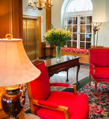 Local Attractions:      The Hotel Northampton  in Northampton