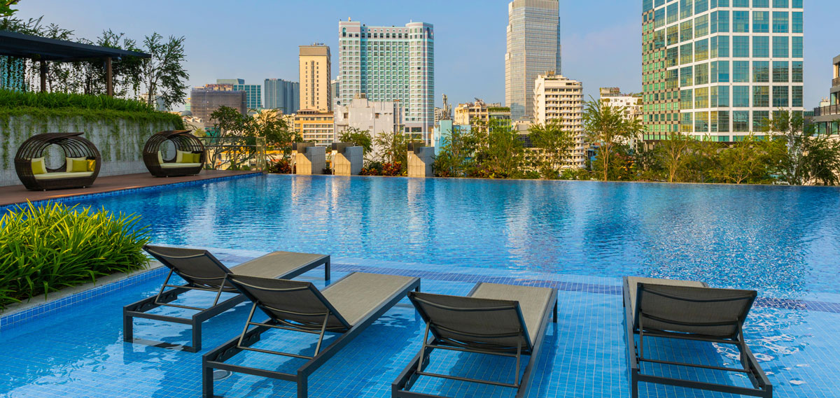 Activities:      Sedona Suites Ho Chi Minh City  in Ho Chi Minh