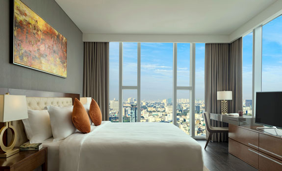 Sedona Suites Ho Chi Minh City  - Accommodations