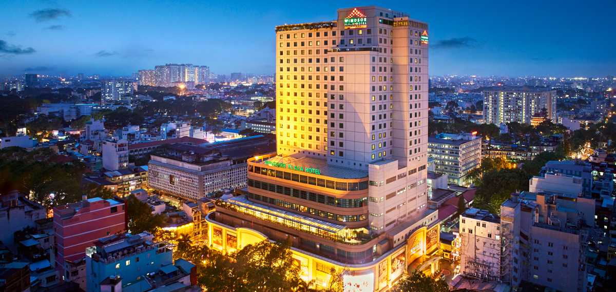 Windsor Plaza Hotel  in Ho Chi Minh