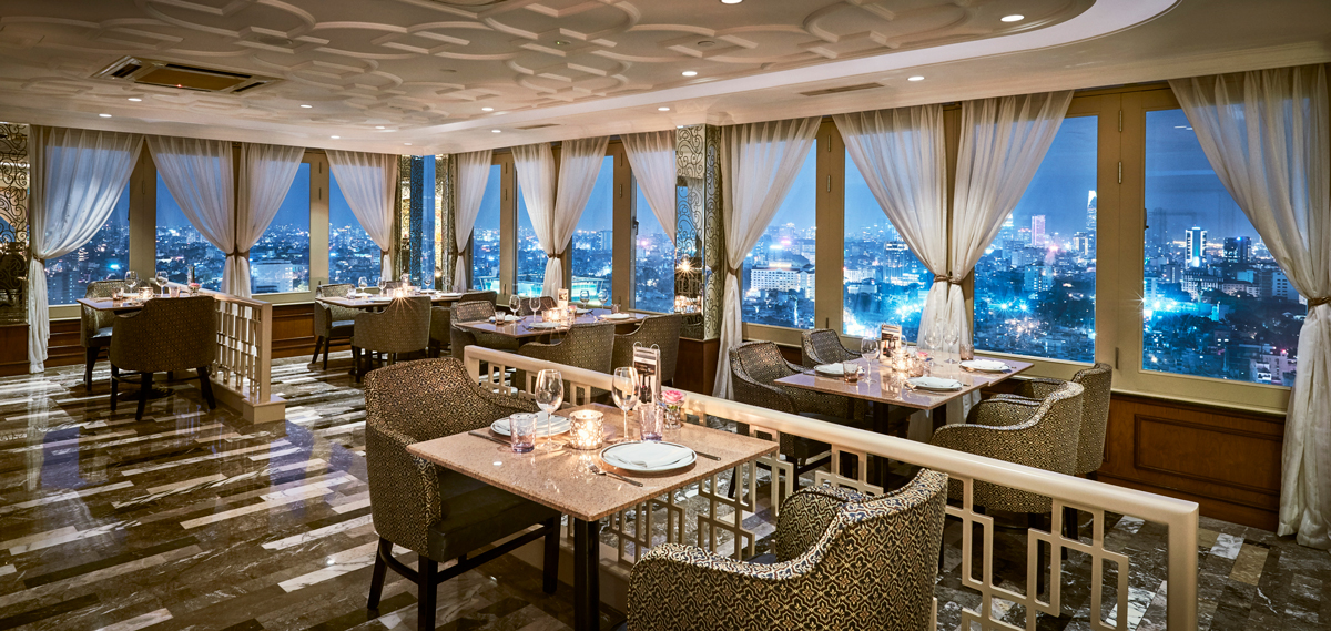 Dining:      Windsor Plaza Hotel  in Ho Chi Minh