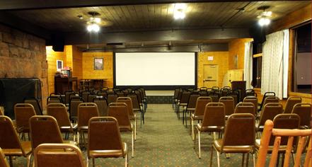 Meetings at      Zion Lodge  in Springdale