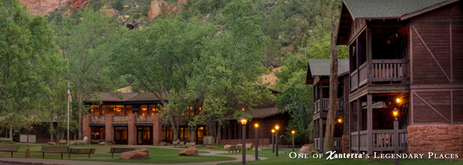 Zion Lodge  in Springdale