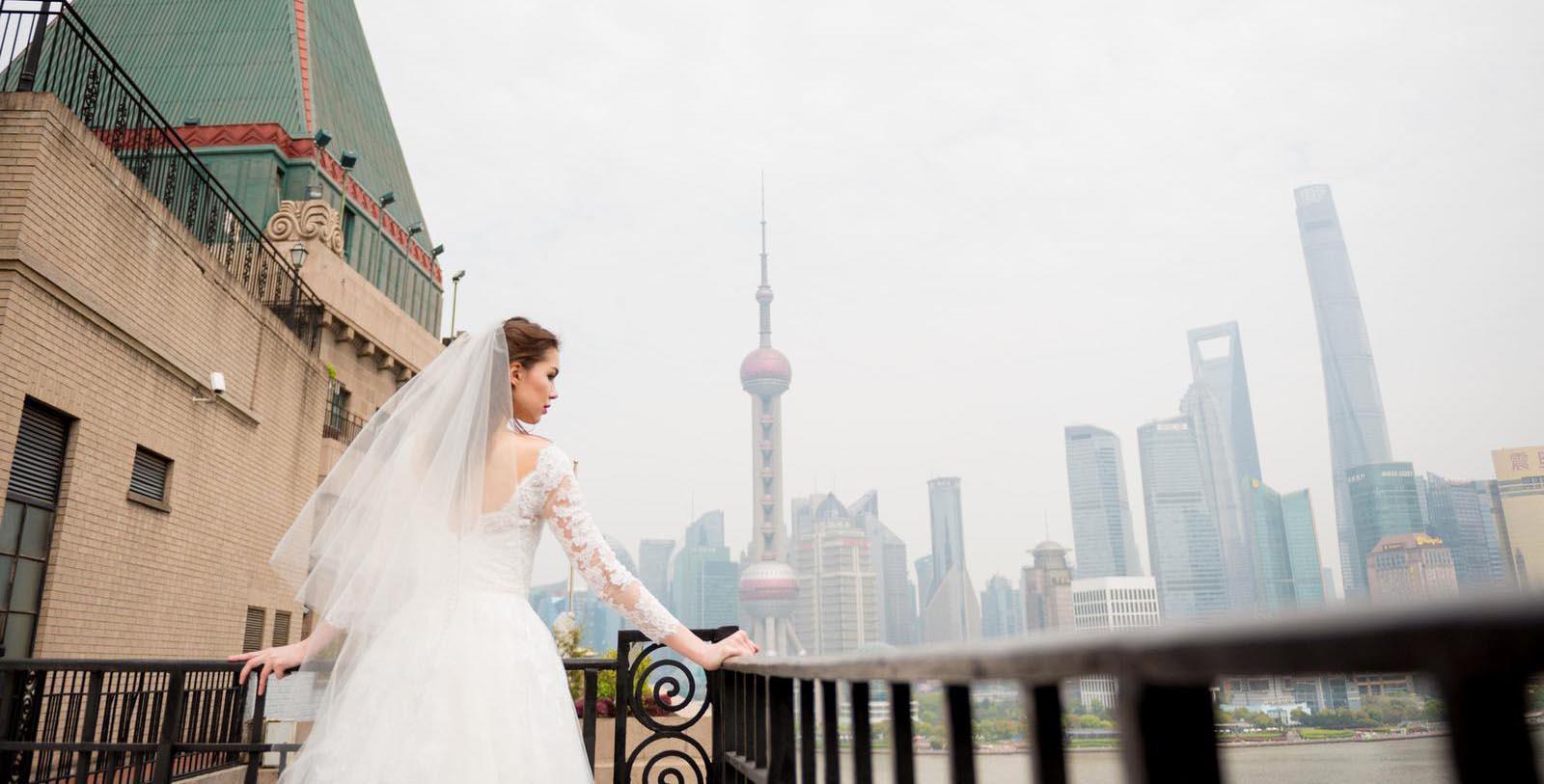 Meetings at      Fairmont Peace Hotel  in Shanghai