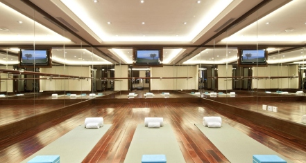 Activities:      Fairmont Peace Hotel  in Shanghai