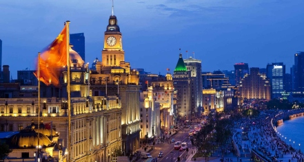 Local Attractions:      Fairmont Peace Hotel  in Shanghai