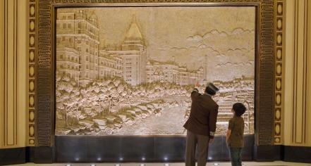History:      Fairmont Peace Hotel  in Shanghai