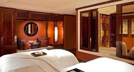 Spa:      Fairmont Peace Hotel  in Shanghai