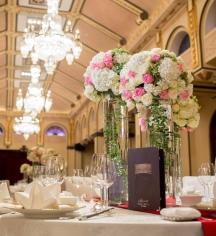 Weddings:      Fairmont Peace Hotel  in Shanghai