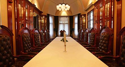 Meetings at      Mansion Hotel  in Shanghai