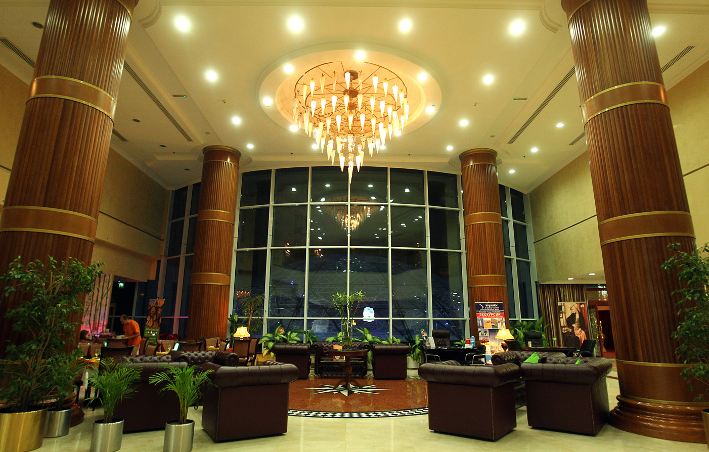 Dining:      Grand Excelsior Hotel Sharjah  in Sharjah