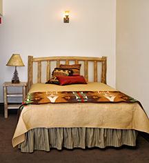 Accommodations:      Sheridan Inn  in Sheridan
