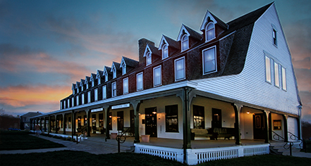 Local Attractions:      Sheridan Inn  in Sheridan