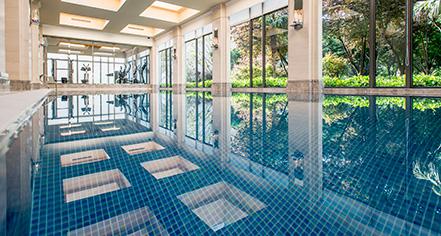 Activities:      Sofitel Legend People's Grand Hotel Xian  in Xian