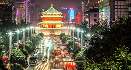 Local Attractions:      Sofitel Legend People's Grand Hotel Xian  in Xian