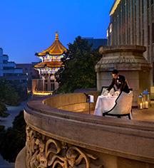 Weddings:      Sofitel Legend People's Grand Hotel Xian  in Xian