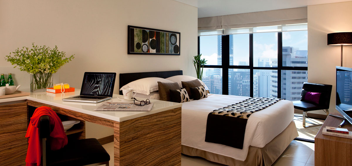 Accommodations:      8 on Claymore Serviced Residences  in Singapore