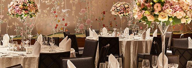 Weddings:      The Capitol Kempinski Hotel Singapore  in Singapore