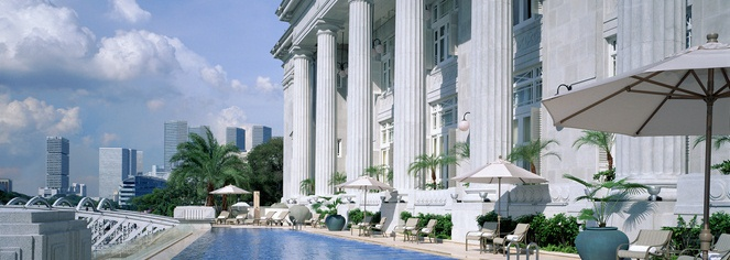 Activities:      The Fullerton Hotel Singapore  in Singapore