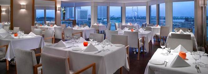 The Fullerton Hotel Singapore in Singapore